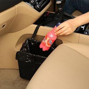 Cool car gadgets - trash