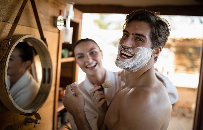 Men's Skincare Routine, Featured
