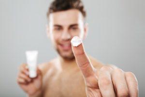Men's Skincare Routine, Sunscreen