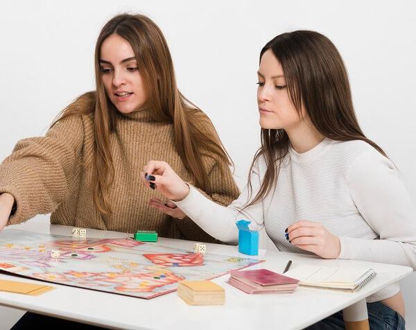 Girls night in Ideas - Board Games