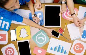 Social media sites list 4