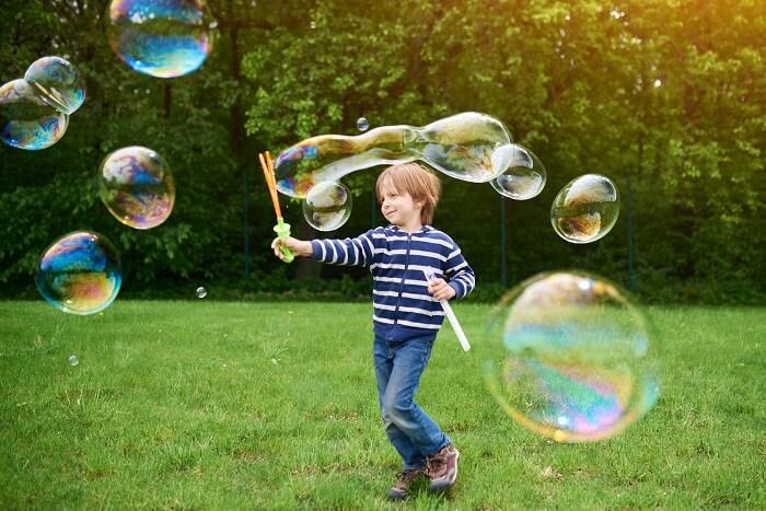 summer activities with kids