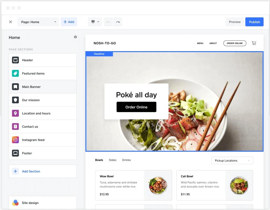 square online checkout reviews